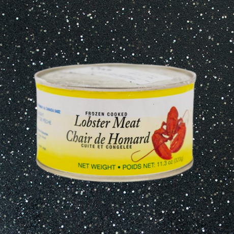 Lobster Meat Tin
