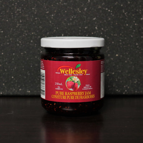 Wellesley Raspberry Jam