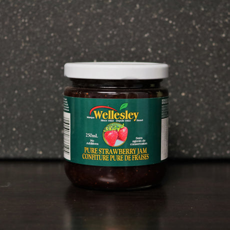 Wellesley Strawberry Jam