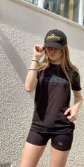 DSTRESS T SHIRT - BLACK