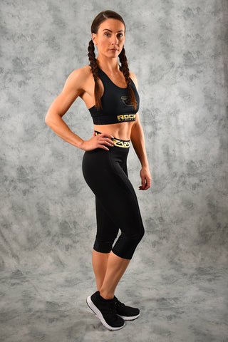 NRG LEGGINGS - 3/4 CROP