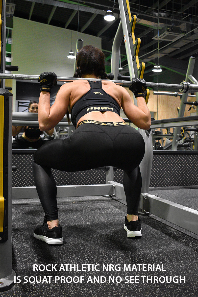 NRG VENT LEGGINGS - 3/4 CROP