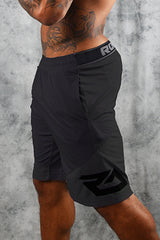AGGRESSOR SHORTS - GREY