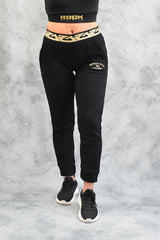RELAX JOG PANTS - BLACK