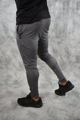 COMFORT TECH JOGGERS - GREY MARL
