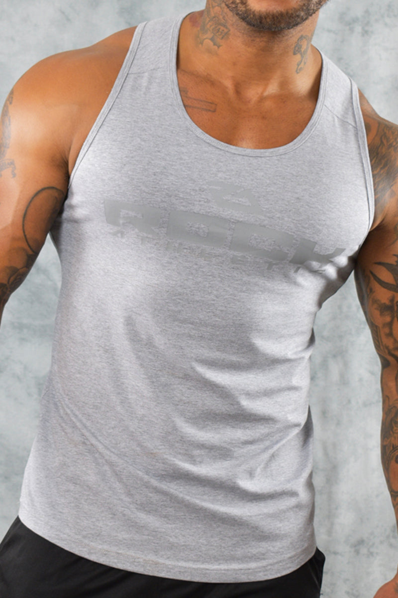 COOL COTTON VEST - GREY