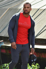 COOL COTTON T SHIRT - RED