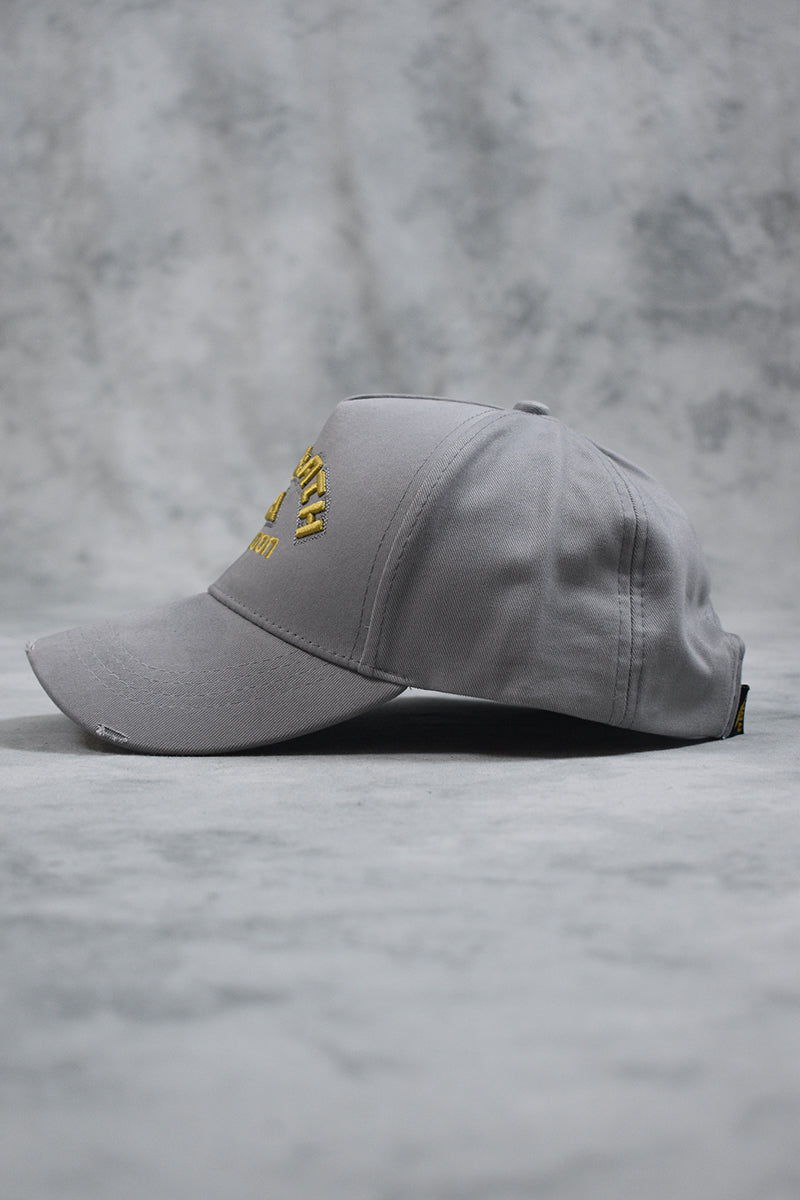 DSTRESS BASEBALL CAP - GREY