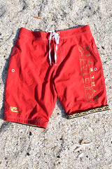 BOARD SHORTS - RED