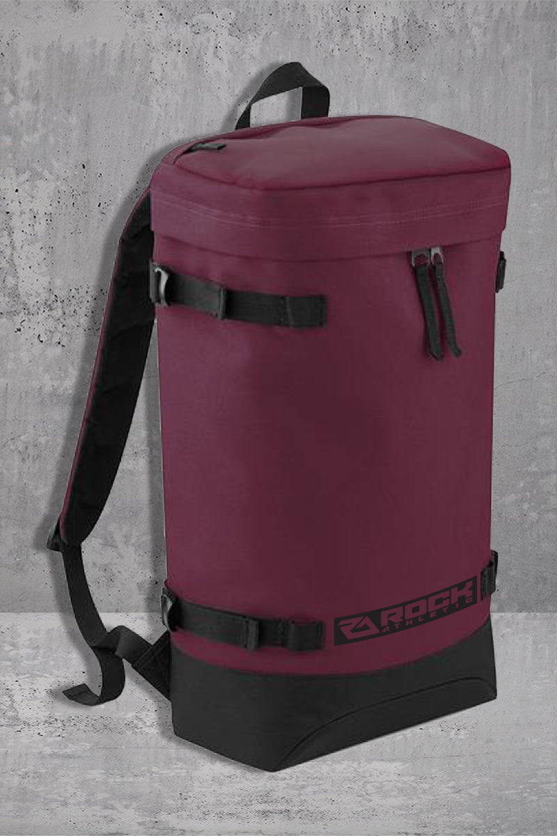 AMRAP BACKPACK - DEEP RED