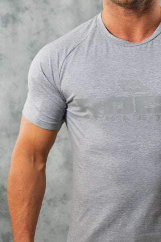 COOL COTTON T SHIRT - GREY