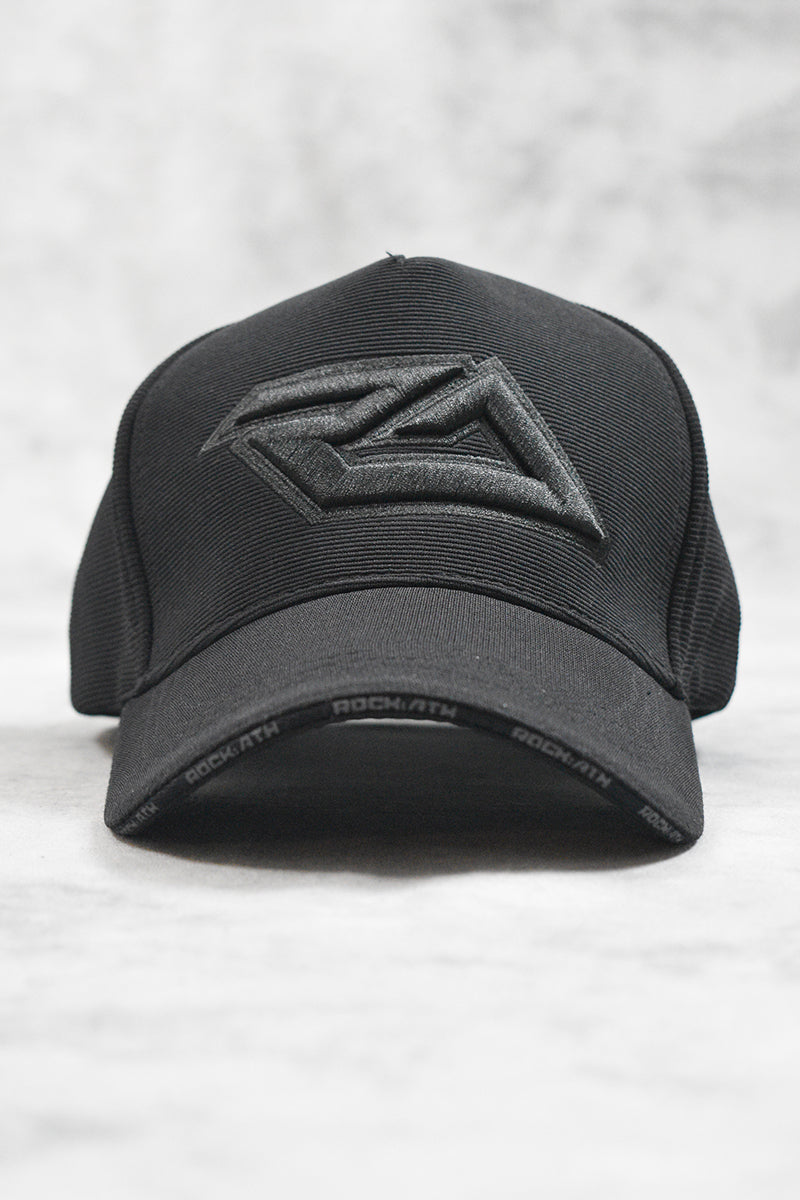 ROCK STEALTH CAP - BLACK