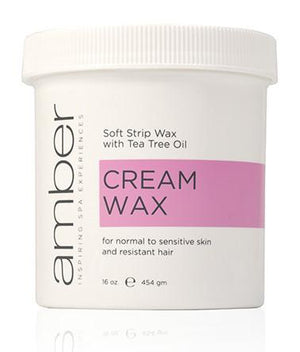 Cream Depilatory Wax Jar 16 oz.
