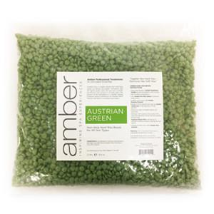 Austrian Green Wax Beads 2.2 lbs.