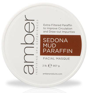 Sedona Facial Mud Paraffin Blend 2lb