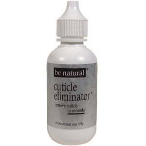 Be Natural Cuticle Eliminator 2oz.