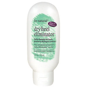 Be Natural Dry Heel Eliminator 4oz.