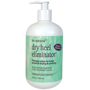 Be Natural Dry Heel Eliminator 16oz. Pump