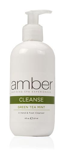 Cleanse - Green Tea Mint 8 oz.