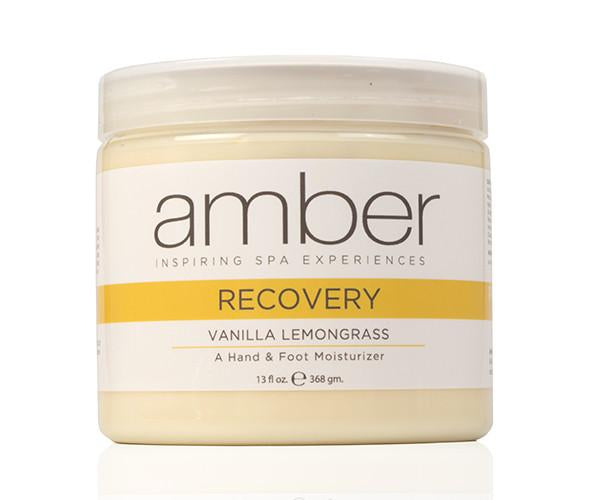 Recovery Hand/Foot Vanilla Lemongrass 13 oz.