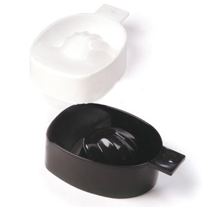 Deep Manicure Bowl Black