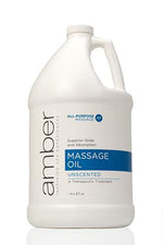 Unscented Massage Oil 128 oz.