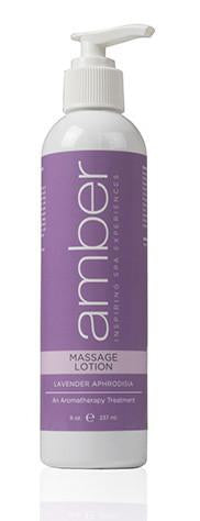 Massage Lotion 8 oz. Lavender Aphrodisia