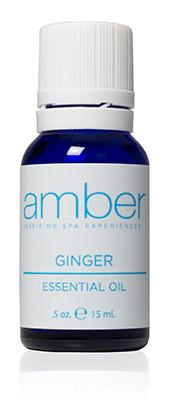 Ginger Essential Oil 15 ml
