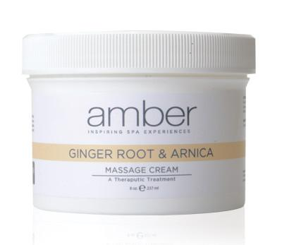 Ginger Root & Arnica Cream 8 oz.