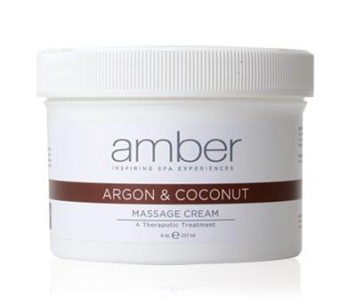 Argan & Coconut Cream Therapeutic Cream 8 oz.