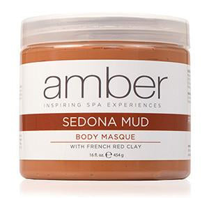 Mud Masque Sedona/French Red Clay 16 oz.
