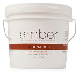 Mud Masque Sedona/French Red Clay 1 gallon
