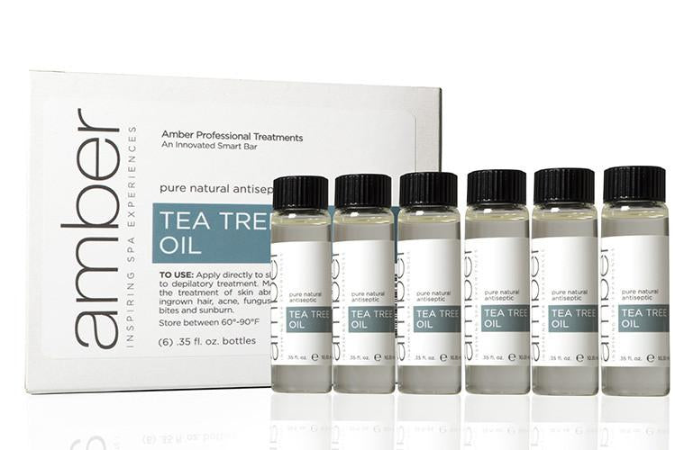 Tea Tree Oil .35 oz-6/pk