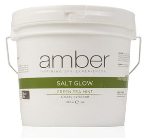 Salt Glow Green Tea Mint 128 oz.