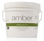 Bath Salts - 128 oz. Green Tea Mint