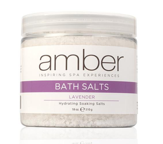 Bath Salts - 18 oz. Lavender Aphrodisia
