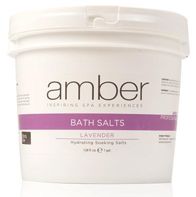 Bath Salts - 128 oz. Lavender Aphrodisia