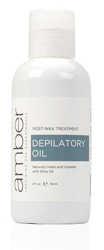 Depilatory Oil - 4 oz.