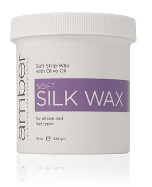 Soft Silk Wax 16 oz. Jar