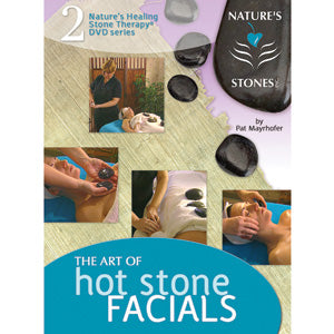 Art of Hot Stone Facials DVD