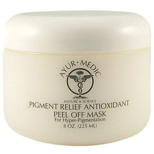 Copy of Ayurmedic Pigment Relief Peel Off Mask 8oz