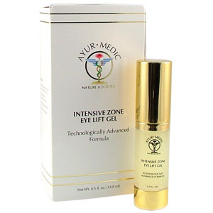 Ayurmedic Intensive Zone Eye Lift Gel .5oz