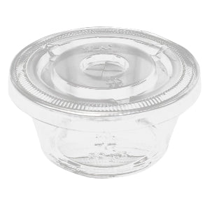Disposable Cups and Lids (100 pack)
