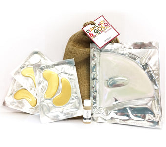 Diamond & Gold Gift Set