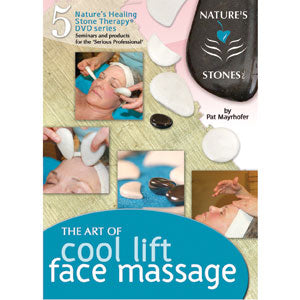 The Art of Cool Lift Face Massage