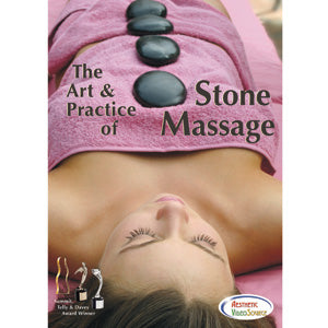 The Art & Practice of Stone Massage DVD