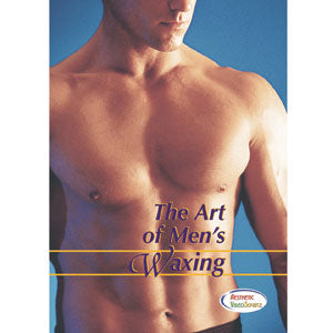 The Art of Men's Waxing DVD