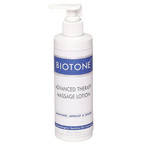 Biotone Advanced Therapy Lotion: 8oz with Pump