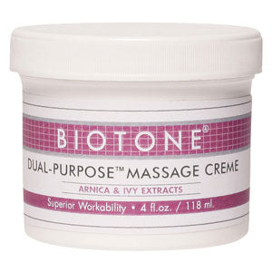 Biotone Dual Purpose Creme 4 oz