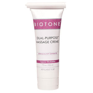 Biotone Dual Purpose Massage Creme-7oz